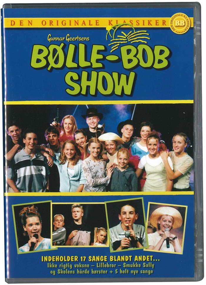 Bølle-Bob Show - DVD